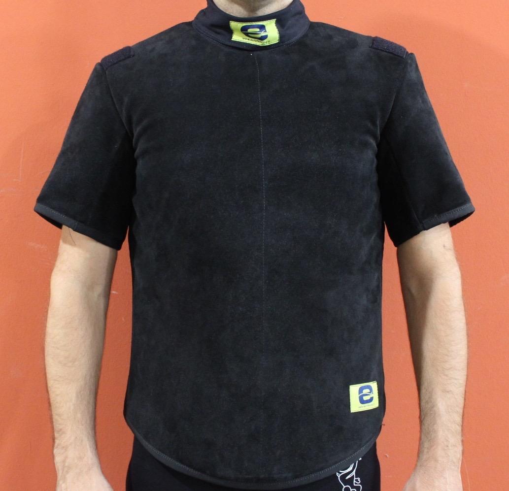 giacca scherma maestro nera